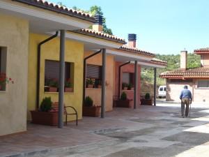 Casas tuteladas Huesca